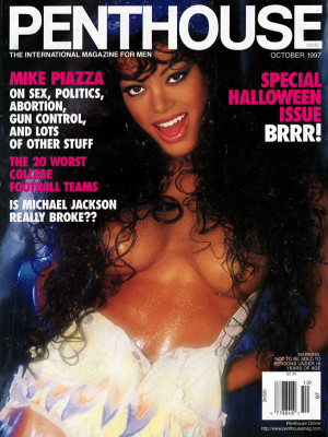 Penthouse Magazine - October 1997