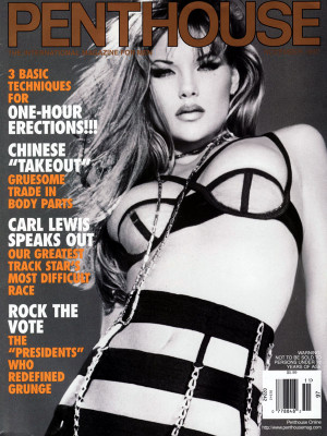 Penthouse Magazine - November 1997
