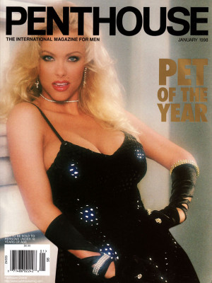 Penthouse Magazine - January 1998