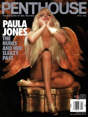 Penthouse Magazine - April 1998