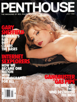 Penthouse Magazine - July 1998