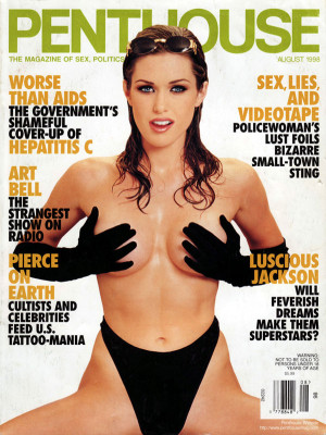 Penthouse Magazine - August 1998