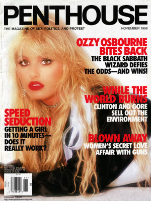 Penthouse Magazine - November 1998