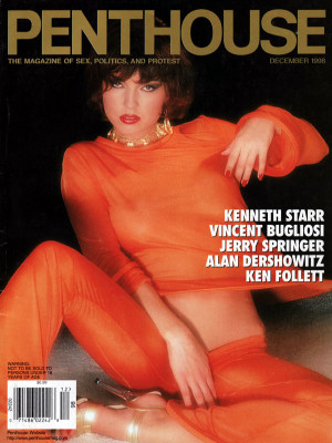 Penthouse Magazine - December 1998