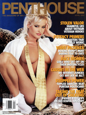 Penthouse Magazine - April 1999