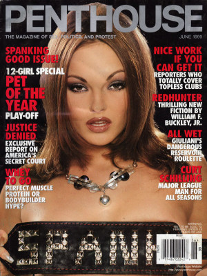 Penthouse Magazine - June 1999
