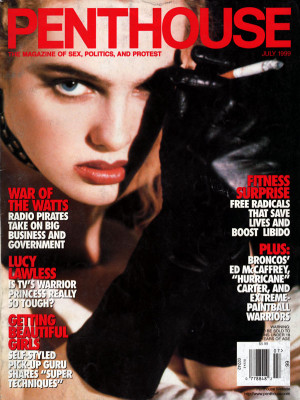 Penthouse Magazine - July 1999