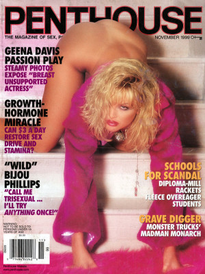 Penthouse Magazine - November 1999