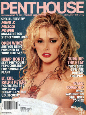 Penthouse Magazine - December 1999