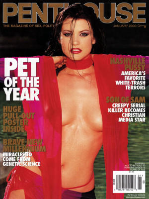 Penthouse Magazine - January 2000