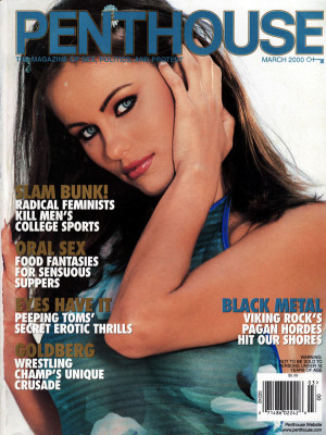 Penthouse Magazine - March 2000