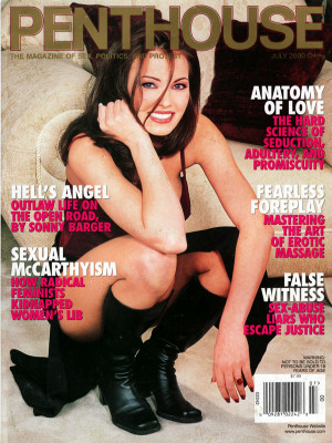 Penthouse Magazine - July 2000