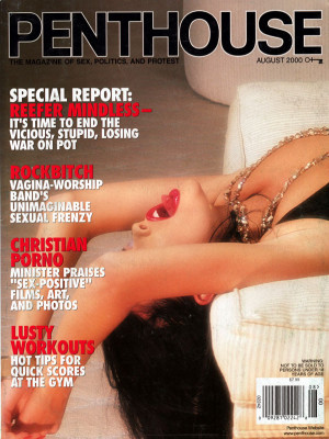 Penthouse Magazine - August 2000