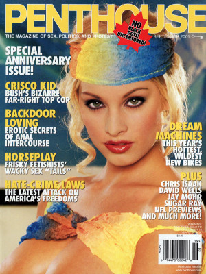 Penthouse Magazine - September 2001