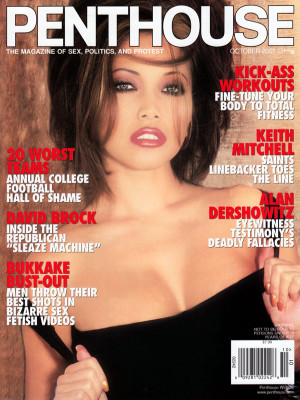 Penthouse Magazine - October 2001