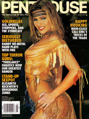 Penthouse Magazine - May 2002