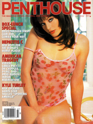 Penthouse Magazine - July 2002