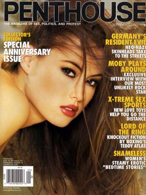 Penthouse Magazine - September 2002