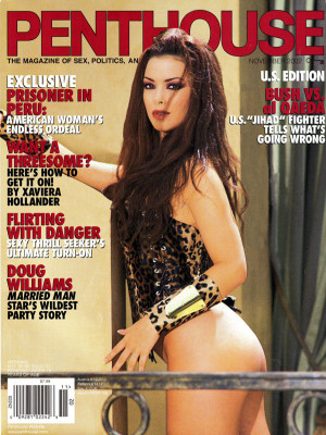 Penthouse Magazine - November 2002