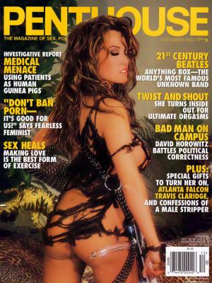 Penthouse Magazine - December 2002