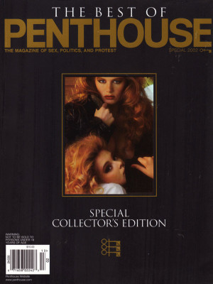 Penthouse Magazine - December 2002