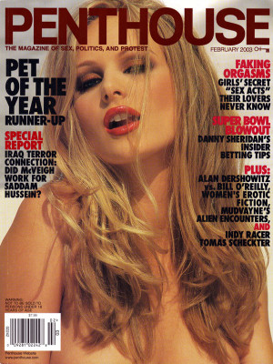 Penthouse Magazine - February 2003