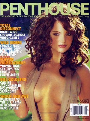 Penthouse Magazine - August 2003