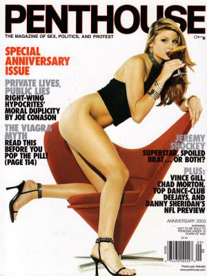 Penthouse Magazine - Anniversary 2003