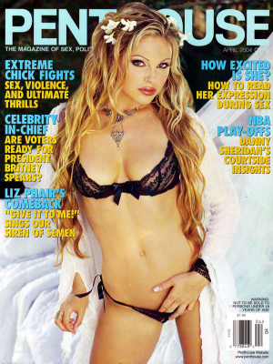 Penthouse Magazine - April 2004