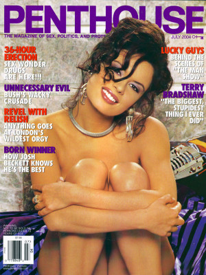 Penthouse Magazine - July 2004