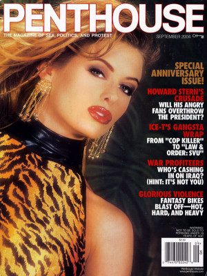 Penthouse Magazine - September 2004