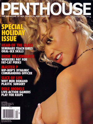Penthouse Magazine - December 2004