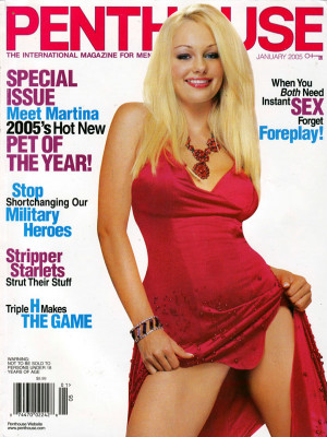 Penthouse Magazine - January 2005