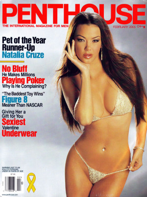 Penthouse Magazine - February 2005