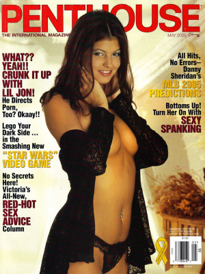 Penthouse Magazine - May 2005