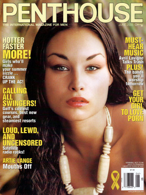 Penthouse Magazine - June 2005