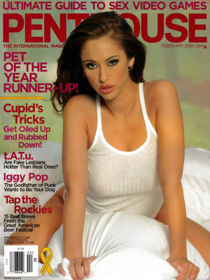 Penthouse Magazine - February 2006