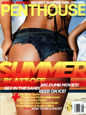 Penthouse Magazine - June 2007