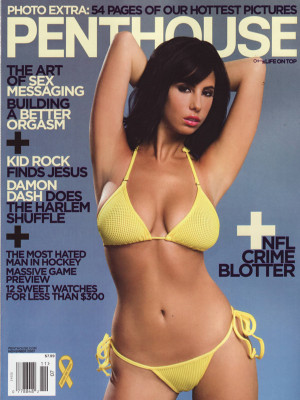 Penthouse Magazine - November 2007