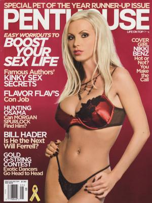 Penthouse Magazine - May 2008