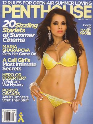 Penthouse Magazine - June 2008