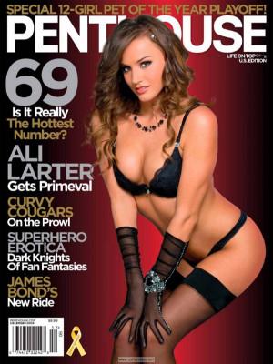 Penthouse Magazine - December 2008