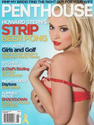 Penthouse Magazine - June 2009