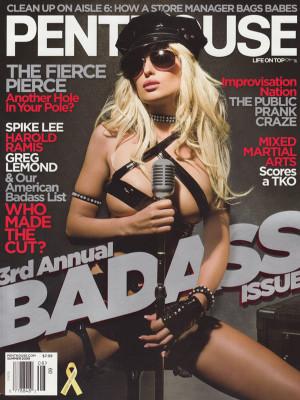 Penthouse Magazine - Summer 2009 (July/August)