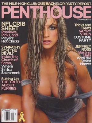 Penthouse Magazine - October 2009