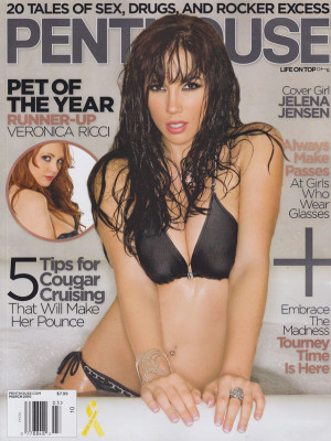 Penthouse Magazine - March 2010