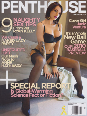 Penthouse Magazine - April 2010