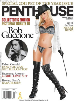 Penthouse Magazine - January 2011