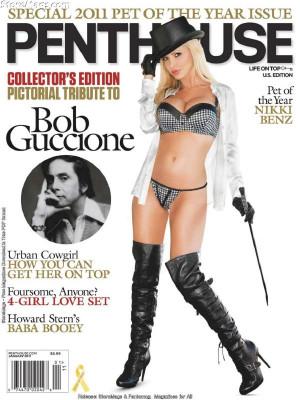 Penthouse Magazine - January 2011