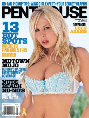 Penthouse Magazine - June 2011